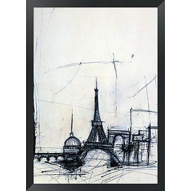 Evive Designs You Are Here 2 by Checo Diego Framed Painting Print