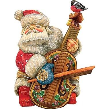 G Debrekht Derevo Musician Cellist Santa