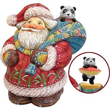 G Debrekht Derevo Santa w/ Panda Box