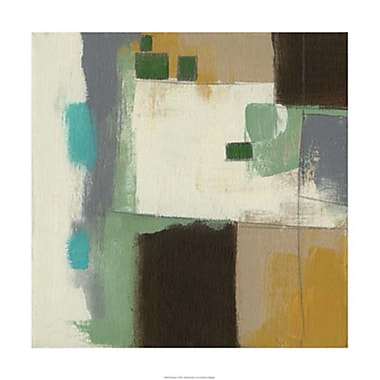 Evive Designs Respite I by Jennifer Goldberger Painting Print