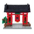 nanoblock Sites to See Kaminarimon Building Blocks