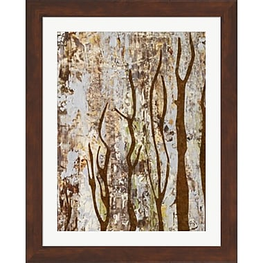 Evive Designs Butterfly Tree I by Natalie Avondet Framed Painting Print