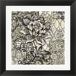 Evive Designs Printed Graphic Chintz II Framed Art