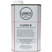 Gamblin Artists' Grade Gamsol Oil Color; 32 oz