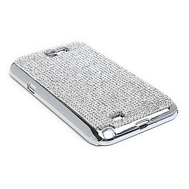 Alexander Kalifano Galaxy Note II Cover; Clear