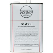 Gamblin Artists' Grade Gamsol Oil Color; 128 oz