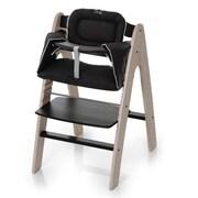 i'coo Pharo High Chair; Black