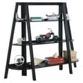 InRoom Designs 43'' Bookcase; Black