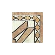 Interceramic Creekstone Universal Random Sized Ceramic Glazed Mosaic Tile in Multi Colored