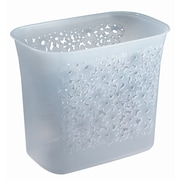 InterDesign Blumz Waste Basket