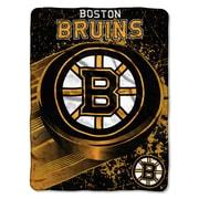 Northwest Co. NHL Boston Bruins Micro Raschel Throw