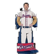 Northwest Co. MLB Atlanta Braves Comfy Throw