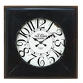 Aspire 20.5'' Old Town London Wall Clock