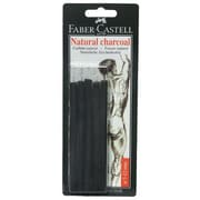 Faber- Castell Charcoal Sticks (Pack of 6)