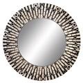 Aspire Capiz Shell Wall Mirror