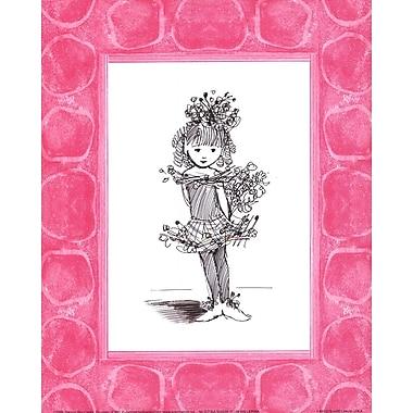 Evive Designs Sugar Plum Ballerina Paper Print