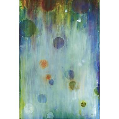 Evive Designs Blown Glass by Liz Jardine Painting Print