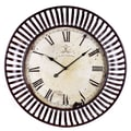 IMAX Banded Oversized 35'' Wall Clock