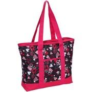 Everest Fashionable Hearts Shopper Tote Bag