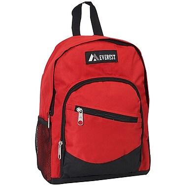 Everest Kids Slant Backpack; Red