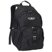 Everest Sporty Backpack; Black