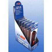 E-Z Red Pocket Led Light Stick-(6Pk) Dsply
