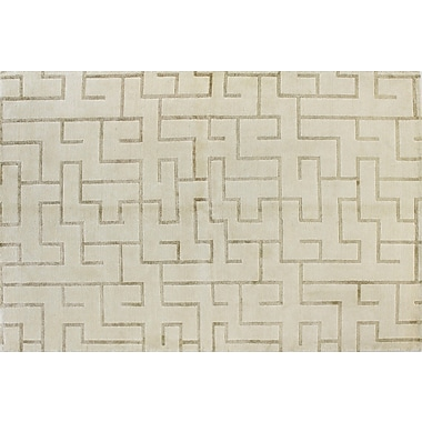 Bashian Rugs Sussex Ivory Rug; Runner 2'6'' x 8'