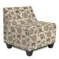 Howard Elliott Pod Avignon Slipper Chair; Spice