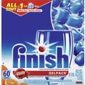 Reckitt Finish All-in-1 Gelpacs (Pack of 60)