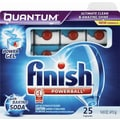 Reckitt Finish Quantum with Power Gel Capsules (Pack of 25)