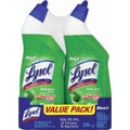 Reckitt Lysol 24 oz. Power Toilet Bowl Cleaner with Bleach (Set of 2)