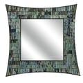 IMAX Aramis Mosaic Wall Mirror