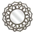 IMAX Essentials Wall Mirror; Taupe