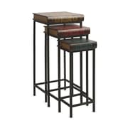 IMAX Brownlow 3 Piece Nesting Tables