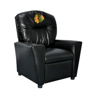 Imperial NHL Kids Recliner; Chicago Blackhawks