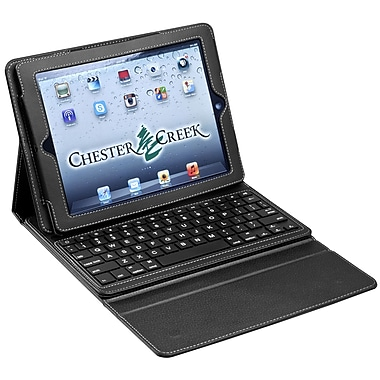 Chester Creek™ Keyboard/Cover Case For iPad Air
