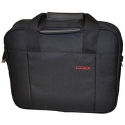 Codi® Nylon Chromebook Carrying Case, Black
