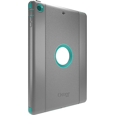 Otterbox® Defender Protective Case For iPad Air, Light Teal/Gunmetal Grey