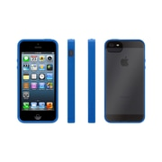 Griffin Technologies® Reveal Case For iPhone 5/5S, Neon Blue/Clear