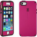 Speck® CandyShell Case With FacePlate For iPhone 5/5S, Raspberry Pink/Black