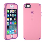 Speck® CandyShell Case With FacePlate For iPhone 5/5S, Carnation Pink/Revolution Purple