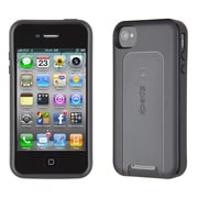 Speck® Smartflex View Case For iPhone 4/4s, Black/Dark Gray