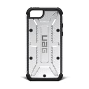 Urban Armor Gear Maverick Case For iPhone 5C With Ice Screen Protector, Translucent Black