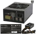 SilverStone® Strider ST1500 80 Plus ATX12V v2.3 & EPS12V Black Power Supply Unit, 1500 W