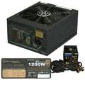 SilverStone® Strider Gold ST1200-G 80 Plus Gold ATX12V/EPS12V Black Power Supply Unit, 1200 W