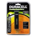 Duracell® 2600 mAh Portable Micro USB Powerbank For iPhone/iPod, Black