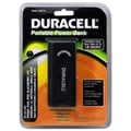 Duracell® 4000 mAh Portable Mico USB Powerbank For iPhone/iPod, Black