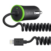 Belkin™ Lightning Car Charger For iPad/Phone/iPod, Black