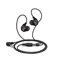 Sennheiser IE 60 West Noise-Isolating In-Ear Headphones (Black)