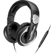 Sennheiser HD335S Around-the-Ear DJ Headphone, Black
